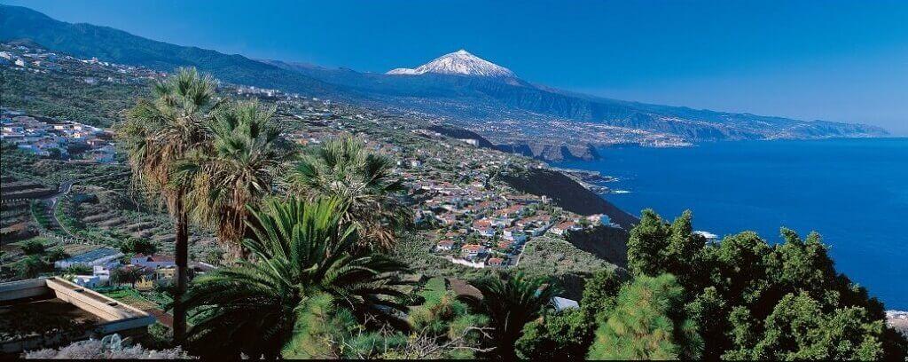 Urlaub November-Teneriffa-Teide