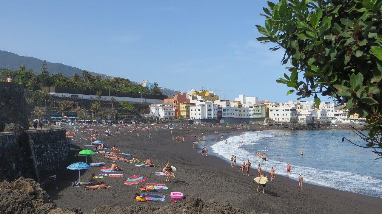 Urlaub im November-Strand Teneriffa