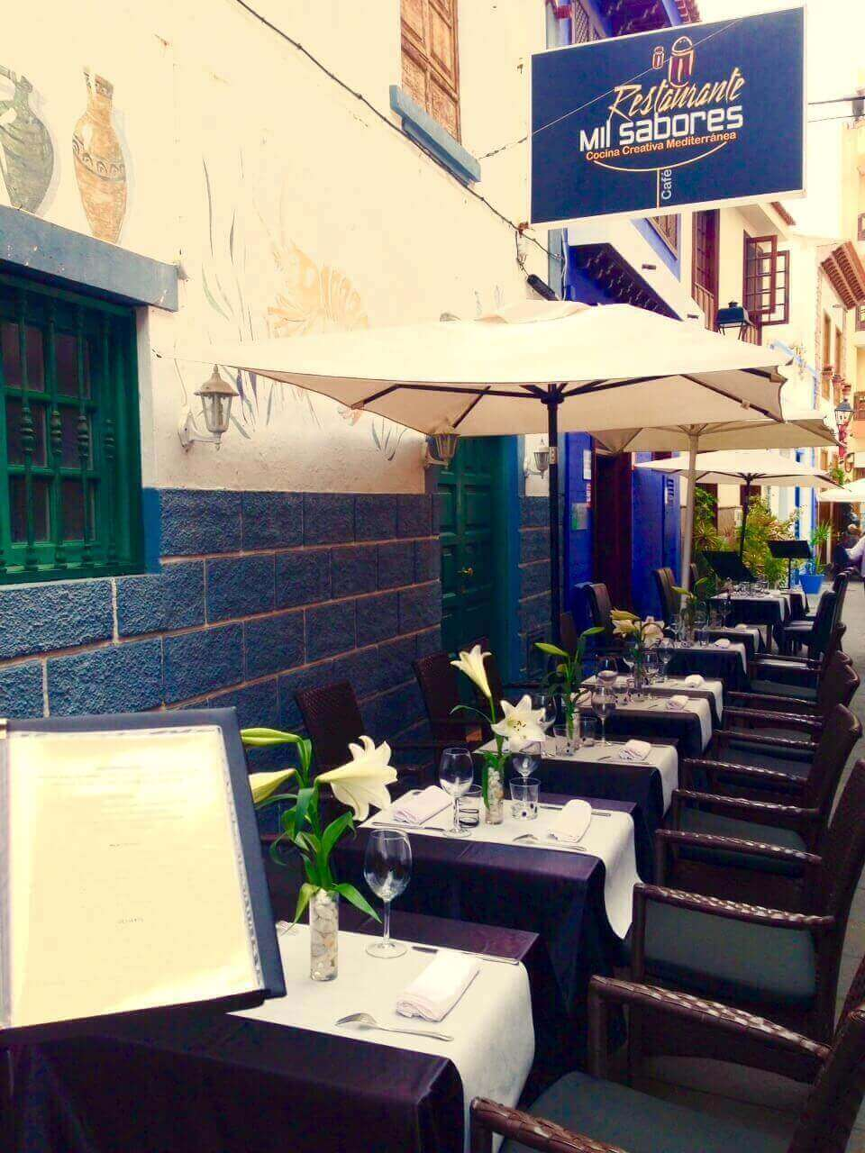 Restaurant Tipps-Puerto de la Cruz-Teneriffa