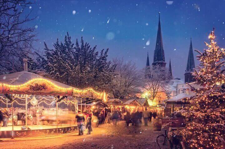 Winter am Tegernsee Weihnachtsmarkt