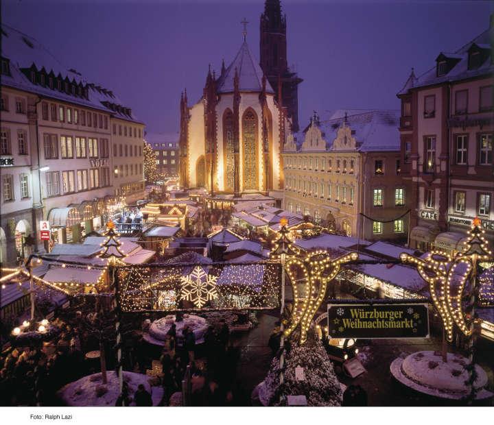 Weihnchtsmarkt Würzburg