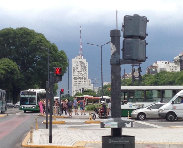 Buenos Aires Tipps Avenida 9 Julio