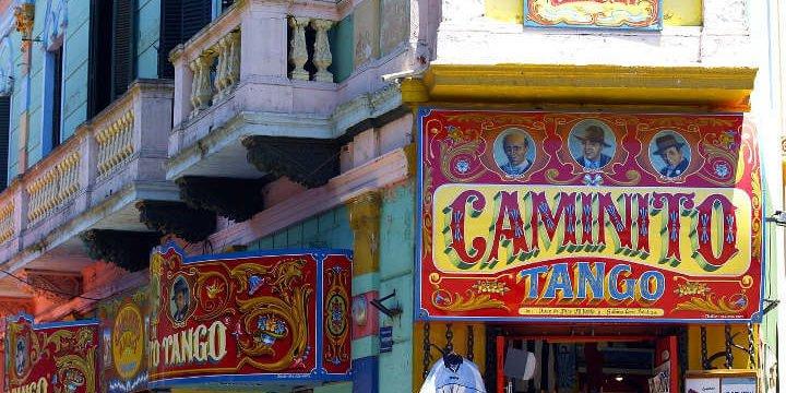 Buenos Aires La Bocca Caminito