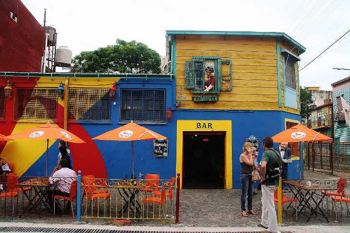 La Boca Argentinien