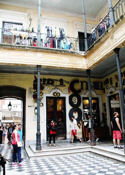 Shopping Tipps Buenos Aires San telmo