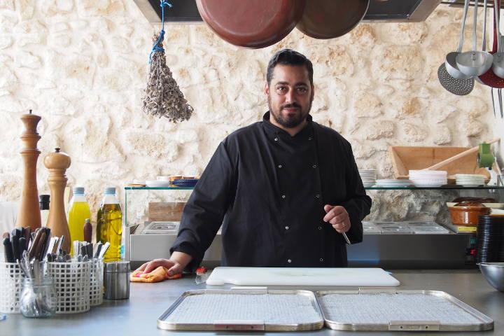 Restaurant Koutourou Zypern