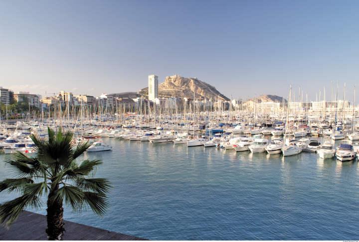 Alicante Reisetipps- Der Yachhafen