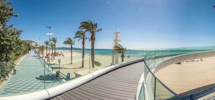 Alicante Reisetipps El Postiguet