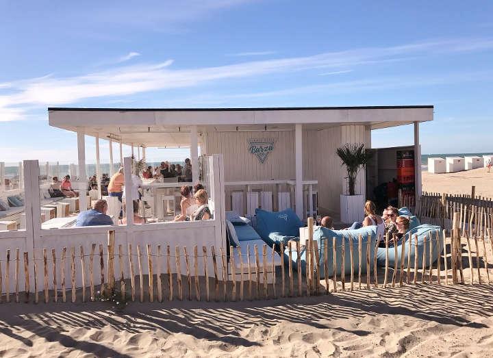 Beachclub Nieuwpoort Hausboot Urlaub
