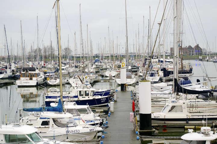 Yachthafen Nieuwpoort