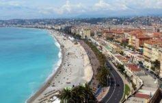 Stadtstrände in Europa: Hier Nizza