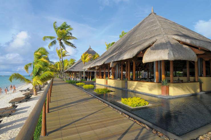 Mauritius Golf Hotel Beachcomber