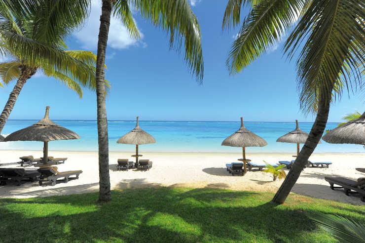 Mauritius Golf Hotel Strand Trou aux Biches