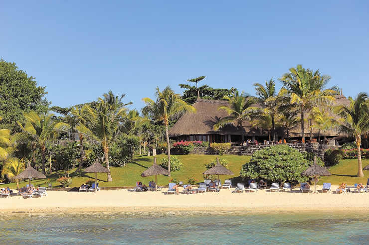 Mauritius Familien Hotel mit Golf
