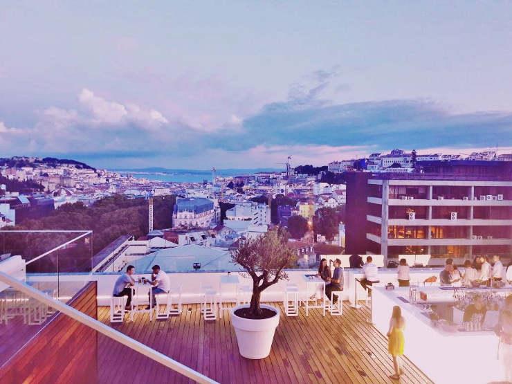 Bar Hotel Tivoli Lissabon
