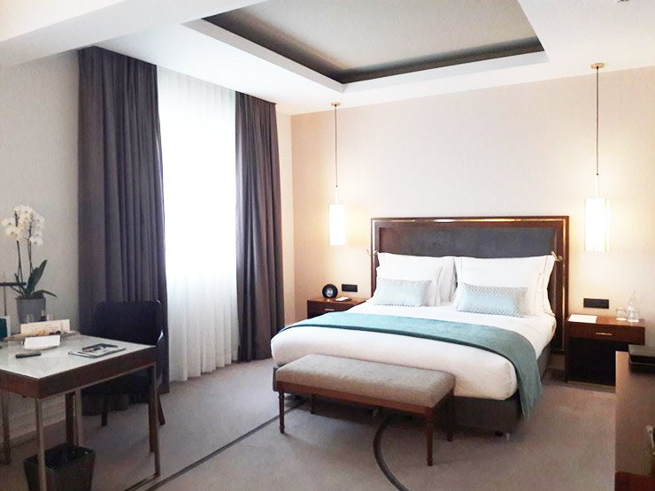 Hotel Tivoli Lissabon, Zimmer