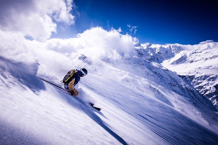 Gastein Skigebiet