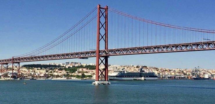 Lissabon Tipps Brücke