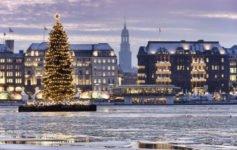 Weihnachtsmärkte in Hamburg: Der Gänsemarkt