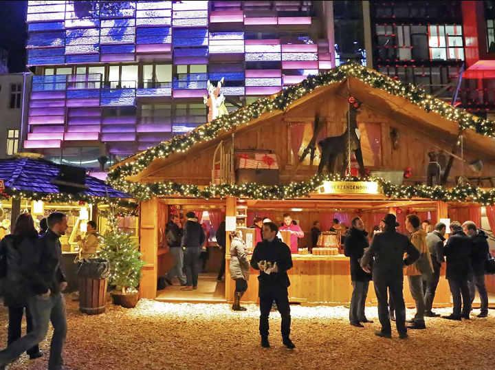 Schönste Weihnachtsmärkte in Hamburg: Santa Pauli Reeperbahn