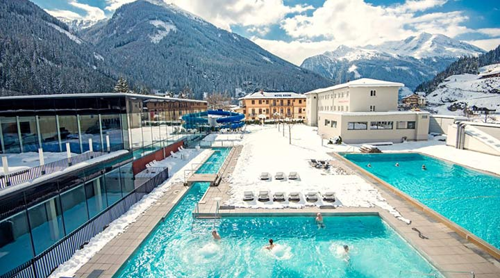 Bad Gastein Felsentherme