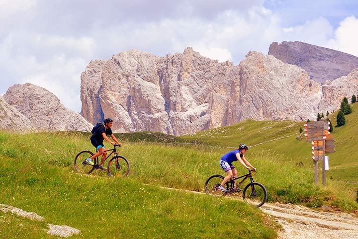 Fahrrad und Bike Touren in Gastein