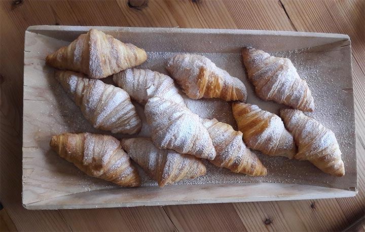 Frühstück im Hotel Miramonte in Gastein