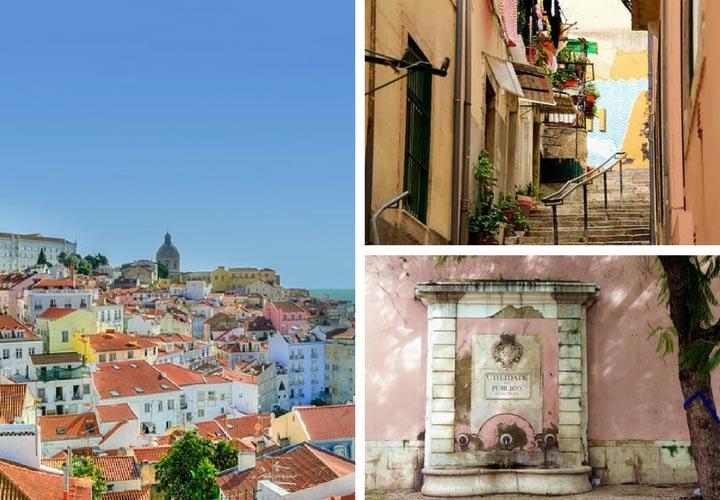 Lissabon Tipps Alfama