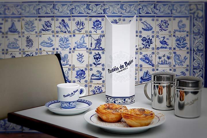 Lissabon Sehenswürdigkeit Pasteis de Belém