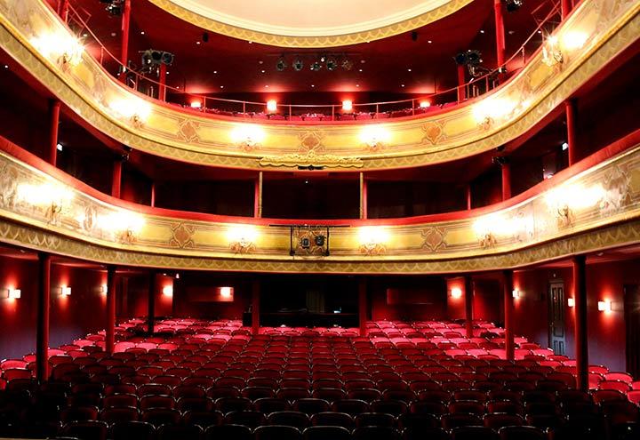 St Pauli Theater Hamburg Reeperbahn