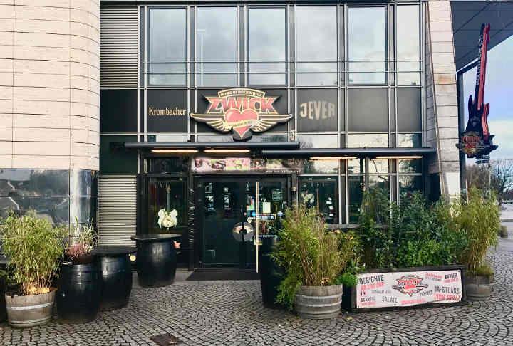 Zwick Rockkneipe Hamburg Reeperbahn