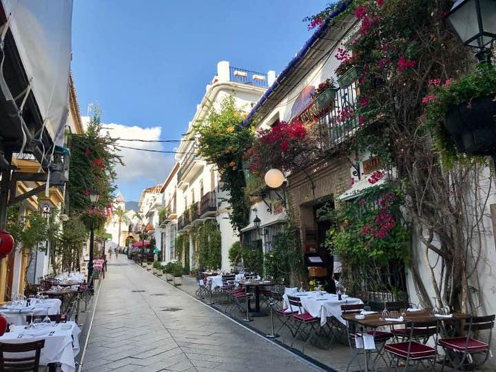 Marbella Altstadt Restaurants