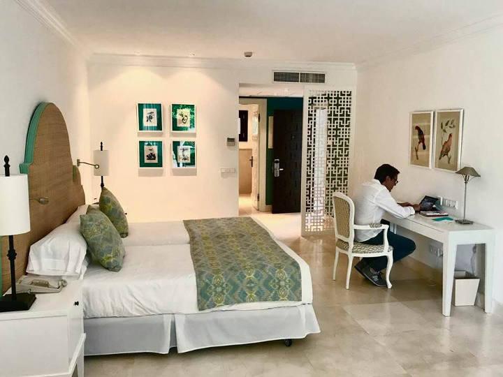 Marbella Club Hotel Zimmer
