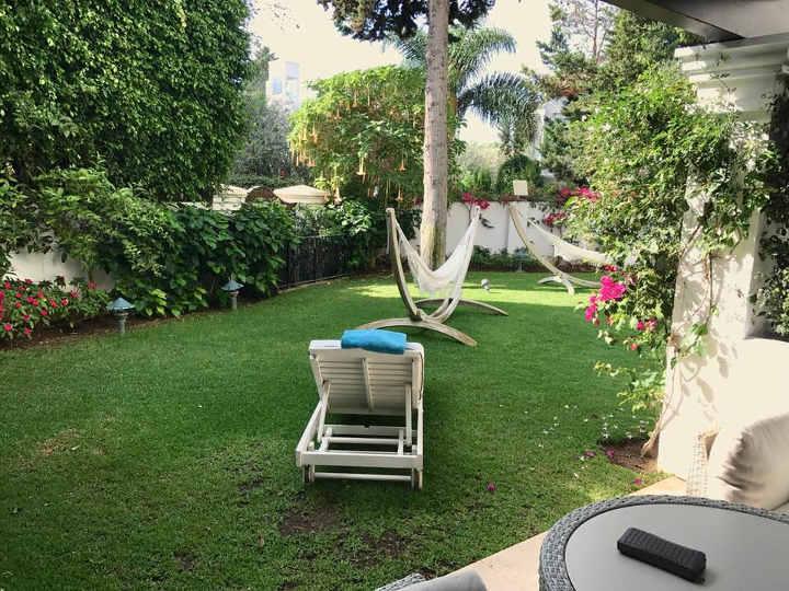 Marbella Club Hotel Zimmer mit Terrasse