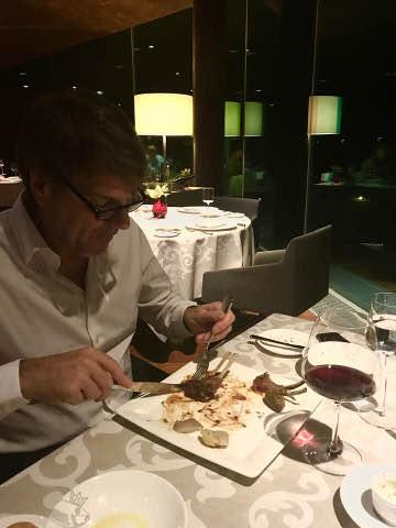 Restaurant Riva del Garda Italien Lido
