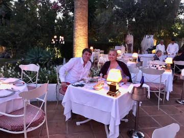 Restaurant Tipp Marbella The Grill