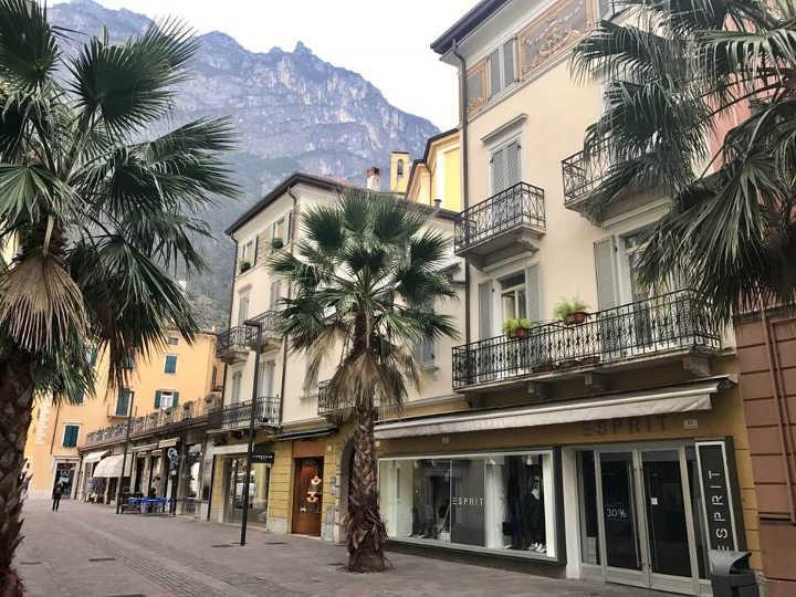 Riva del Garda Italien Altstadt