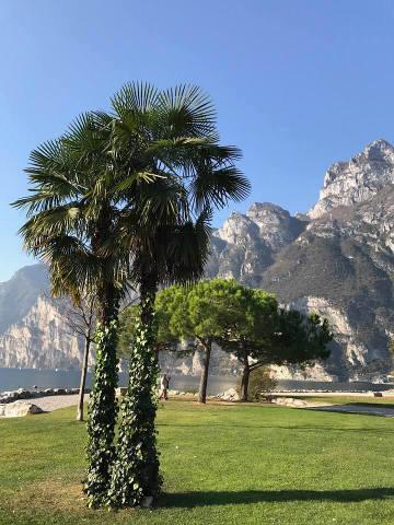 Riva del Garda Italien