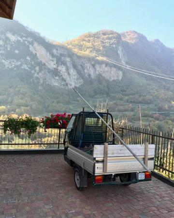 Riva del Garda Italien Ausflug Tenno
