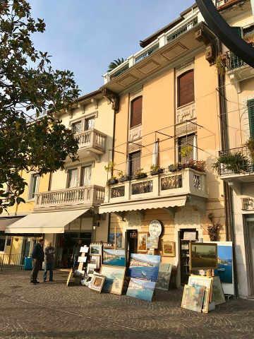 Salo Gardasee Italien
