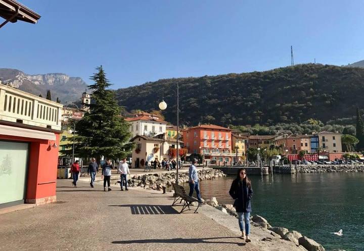 Torbole Gardasee Italien