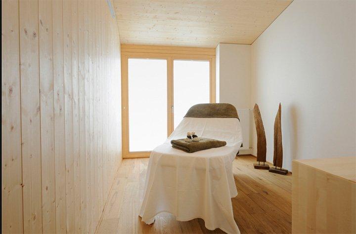 Yoga im Allgäu - Massage