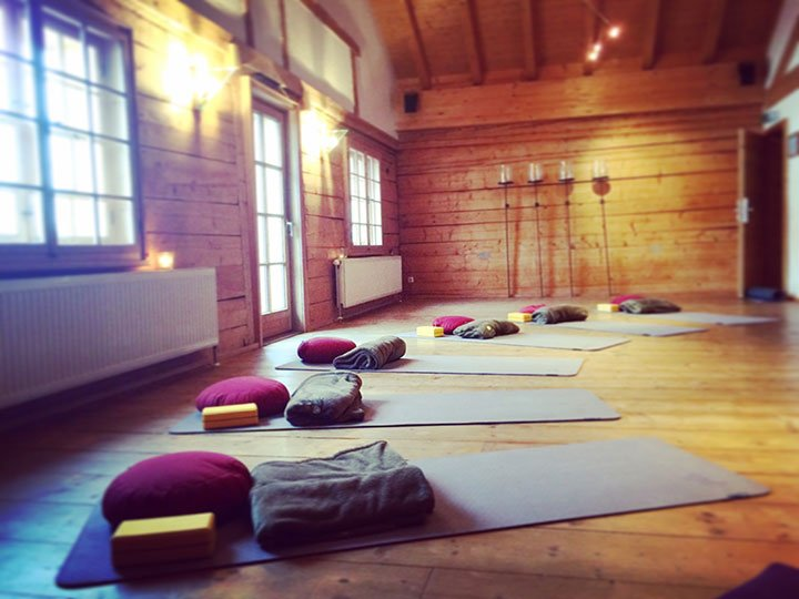 Yoga Retreat im Allgäu