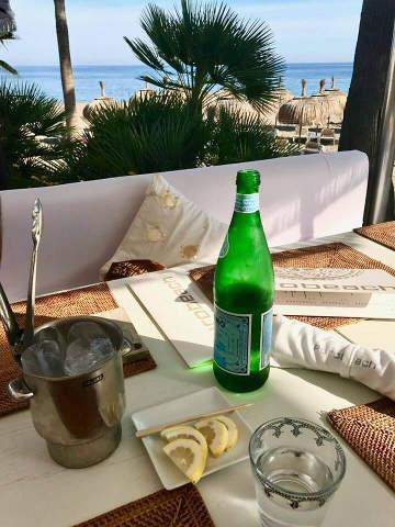Beach Club Marbella Purobeach