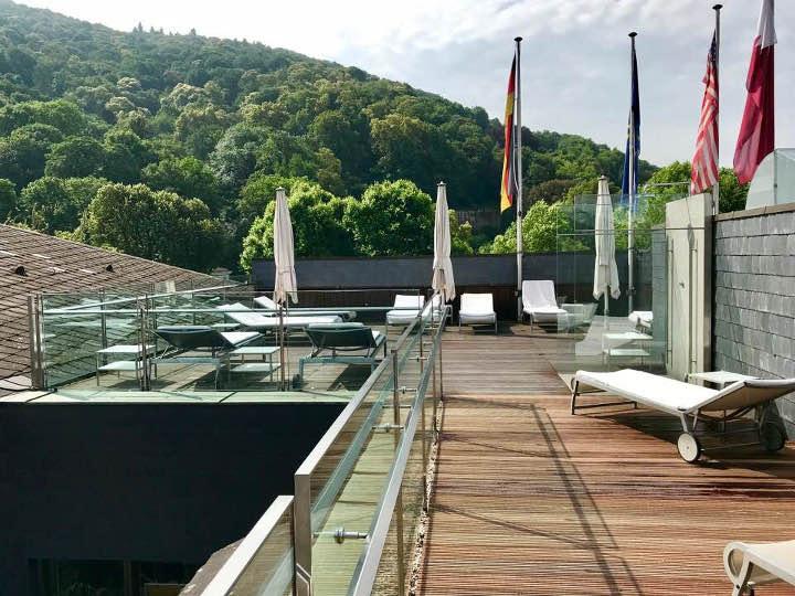 Hotel Europäischer Hof Heidelberg Wellness