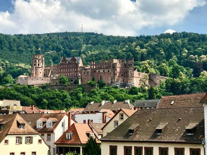 Hotel Heidelberg Schloss