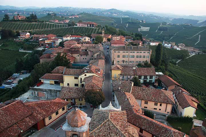 Radreise nach Barbaresco im Piemont