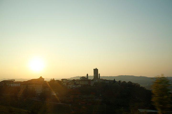 Beste Reisezeit im Piemont