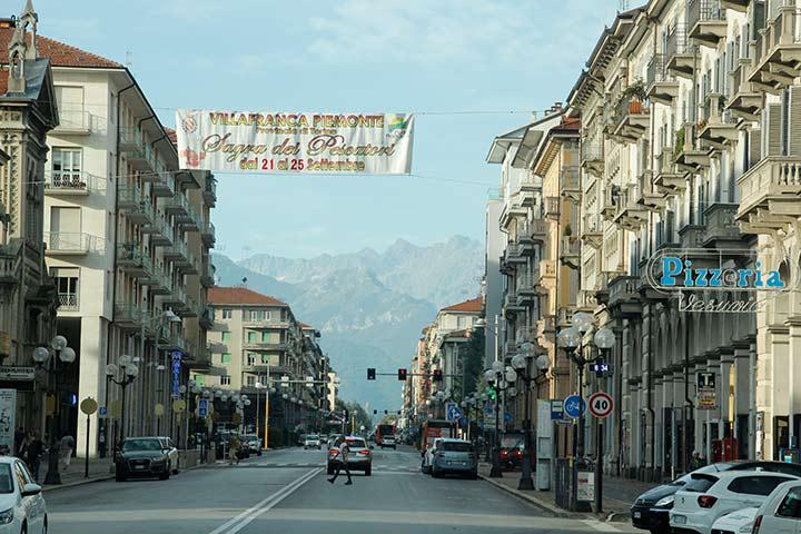 Cuneo im Piemont