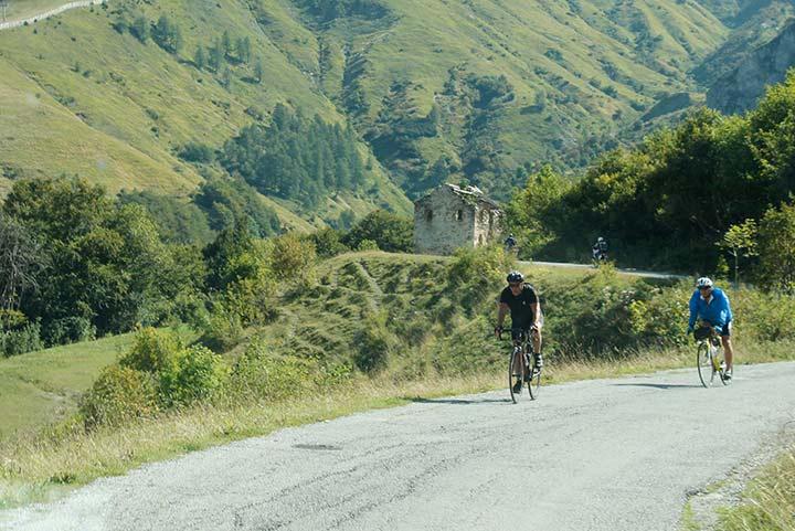 Radreisen im Piemont Italien
